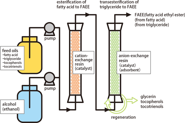 The Ion Exchange Resin Method